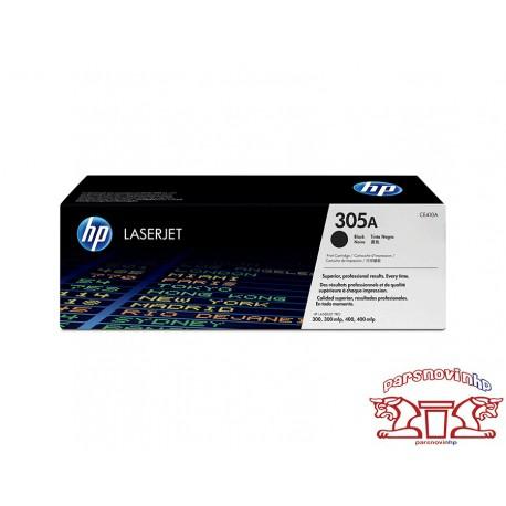 کارتریج رنگی اچ پی رنگ مشکی HP 305A