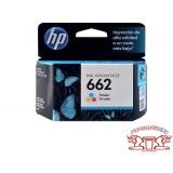 کارتریج پرینتر جوهرافشان HP 662 رنگی